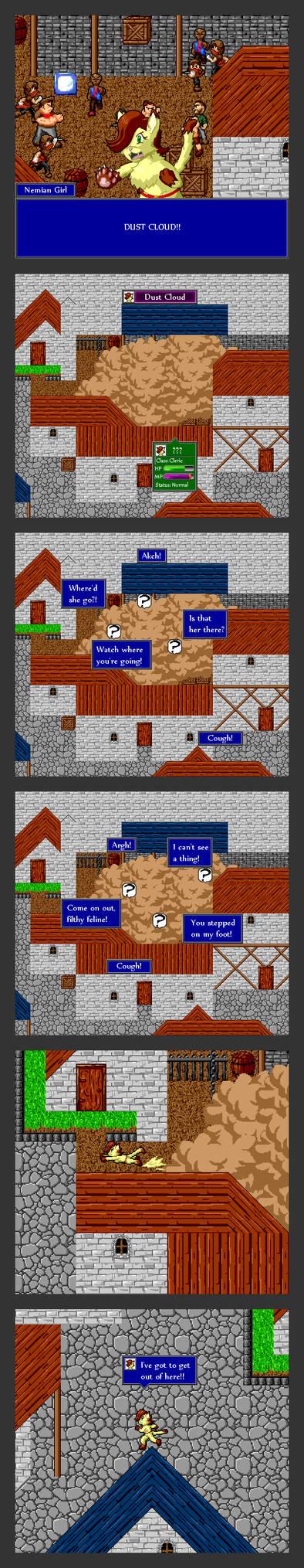 Adventurers' Guild Episode 01 Page 15
