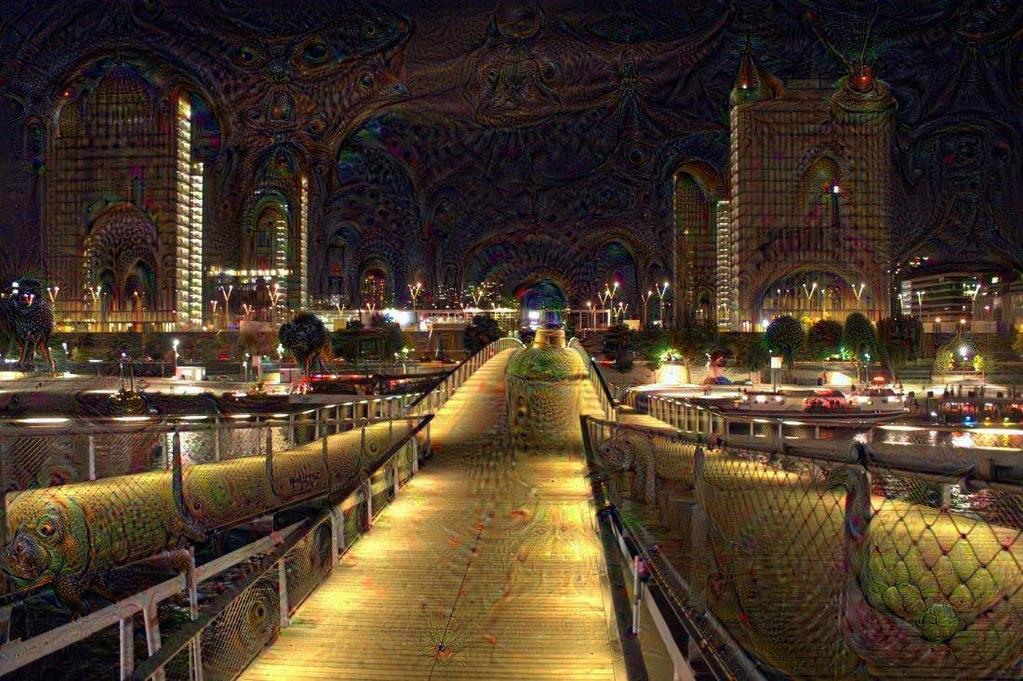 Scare Dream of Paris by hargikas