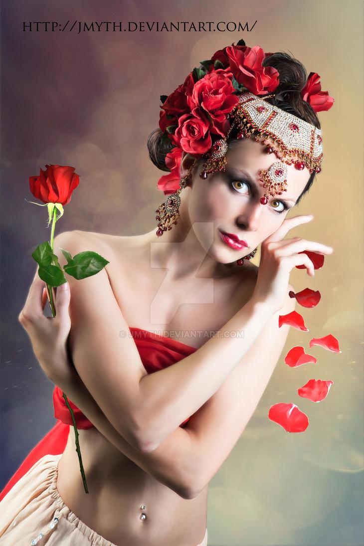 Rose Fall by Jmyth