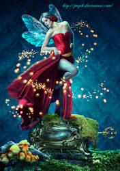 The Awakening: Dancing with fireflies