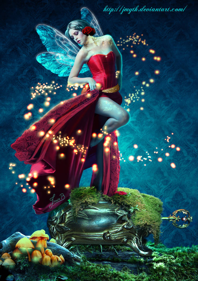 The Awakening: Dancing with fireflies by Jmyth