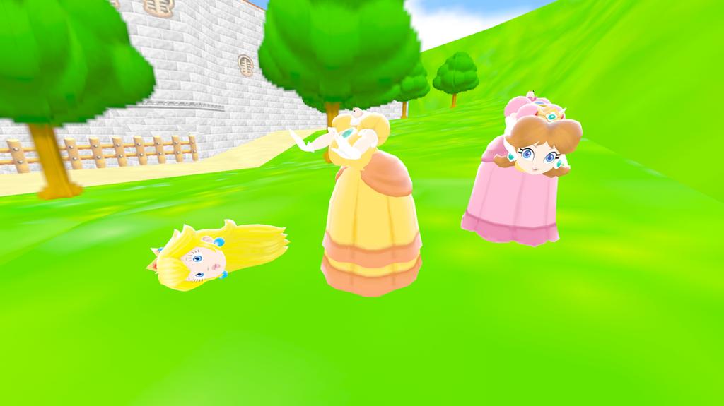 Headless Princesses By Headless64 On DeviantArt