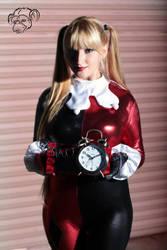 Time's Up! by Pokypandas