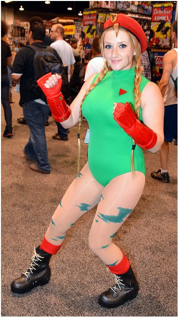 Cammy White Wondercon by Pokypandas