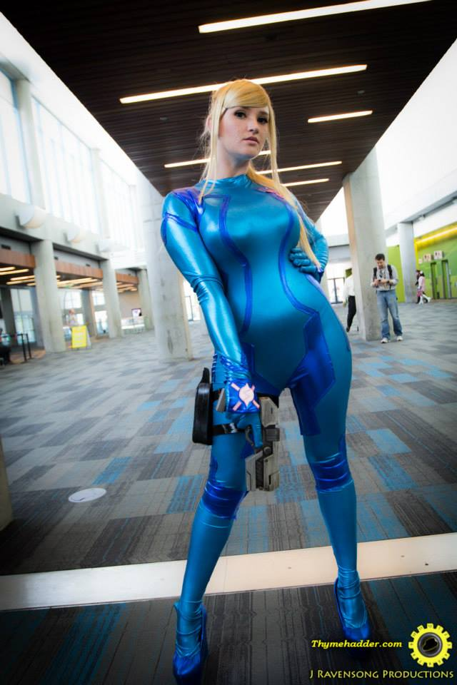Zero suit Big Wow Comicfest by Pokypandas