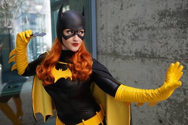 Gotham Girl by Pokypandas