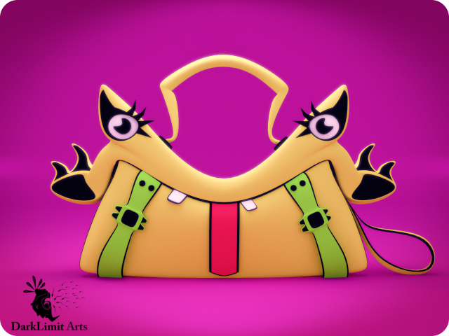 Burilda The Purse by DarkLimitArts