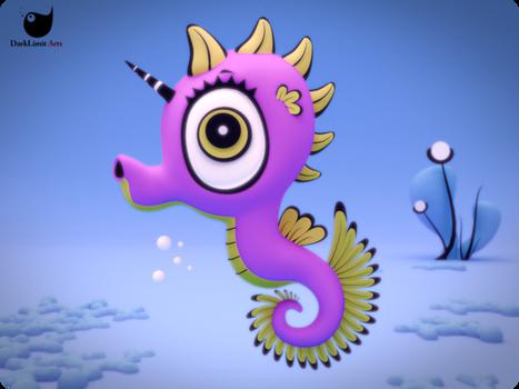 Ciel the Unicorn SeaHorse