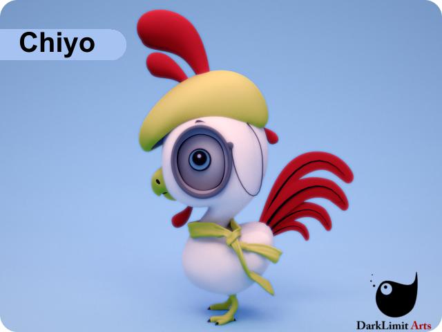 Chiyo by DarkLimitArts
