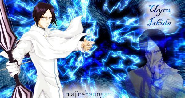 Uryu Ishida by majinsharingan