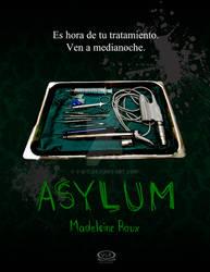 Cartel del libro Asylum