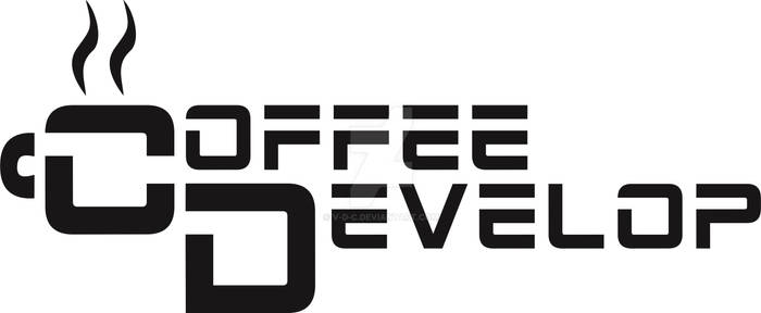 Logo para Coffee Develop.