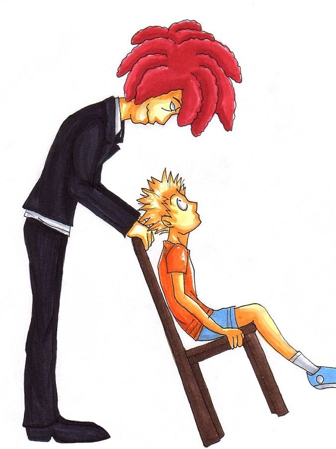 Hello Bart by Yosh-chan