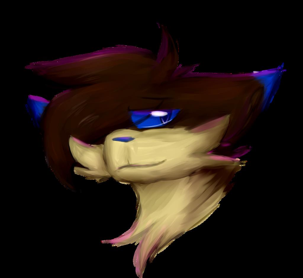 I tried to paint by itsraiikouupshur on deviantart - Combien de temps un chat peut disparaitre ...