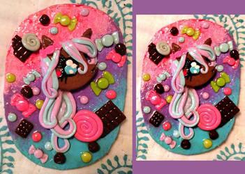 Pastel Candy Unicorn by Twilight13Fan