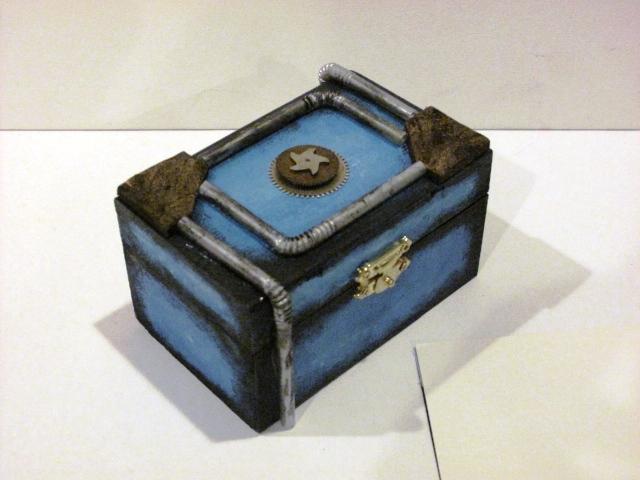 Steampunk Jewelry Steampunk Jewelry Box by