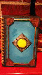 Steampunk notebook by eldon14