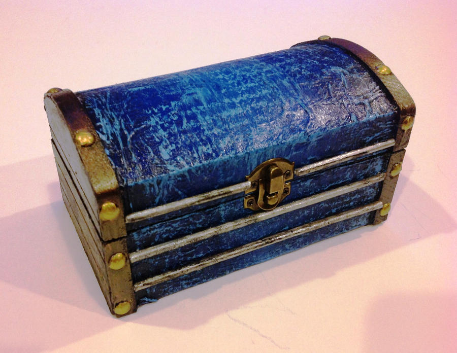 Mini Chest by eldon14