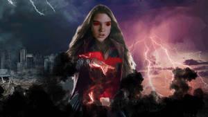 Jennifer Connolly as Scarlet Witch