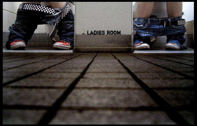 Ladies Room Version 2 by whorer-movie