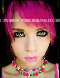 Self Portrait - Magnetic.Pink