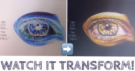 Transforming eye (SEE DETAILS)