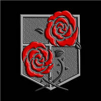 The Garrison / The Stationary Troops Logo by InWind