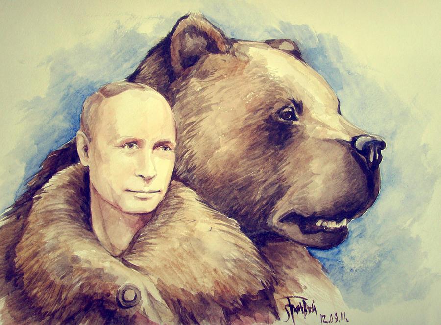 Putin by MatveyBatalov