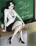 Class is in Session :P