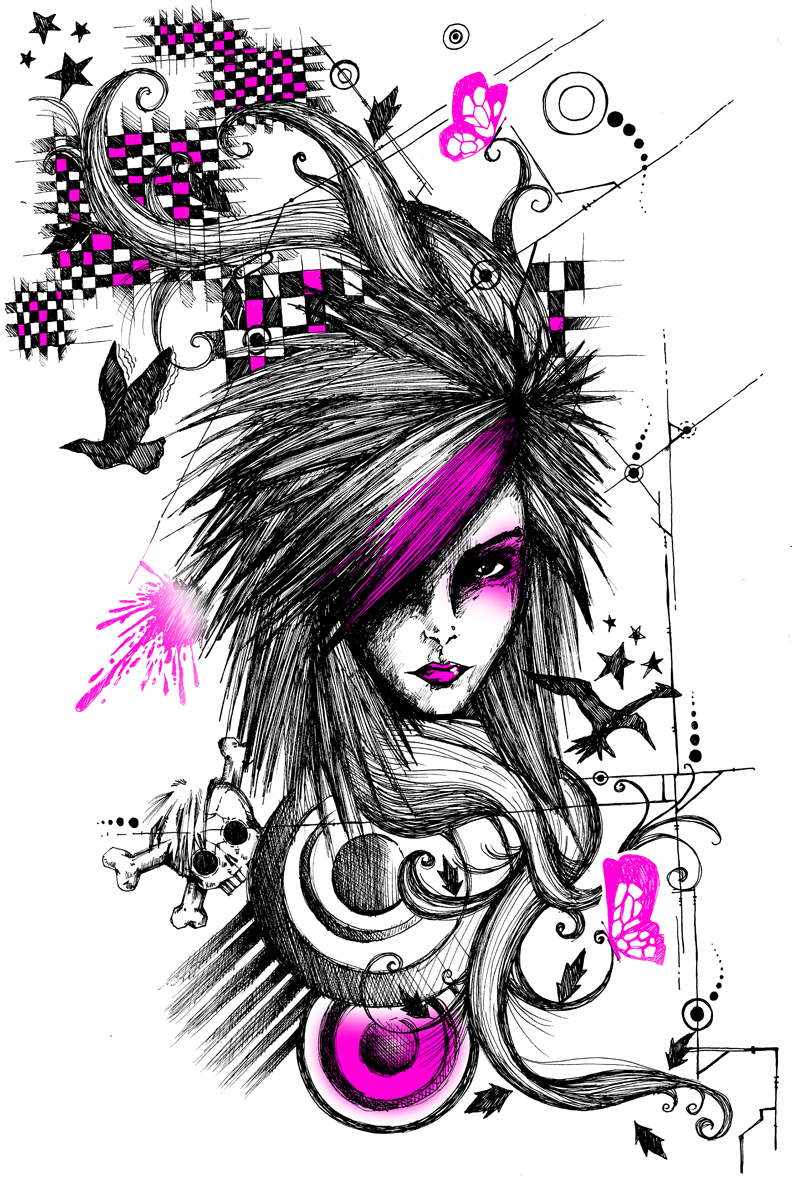 Emo Girls Emo Fashion Girl Emo Women