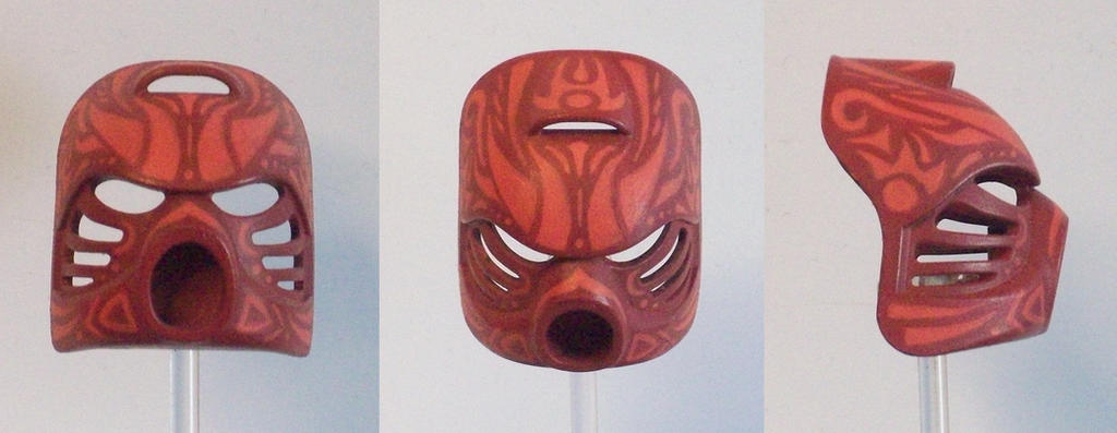 Tribal Hau by ModaltMasks