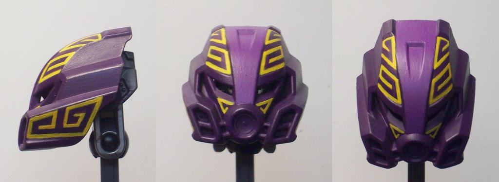 Purple Kakama by ModaltMasks