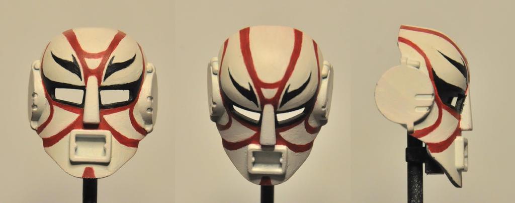 Kabuki Mahiki by ModaltMasks