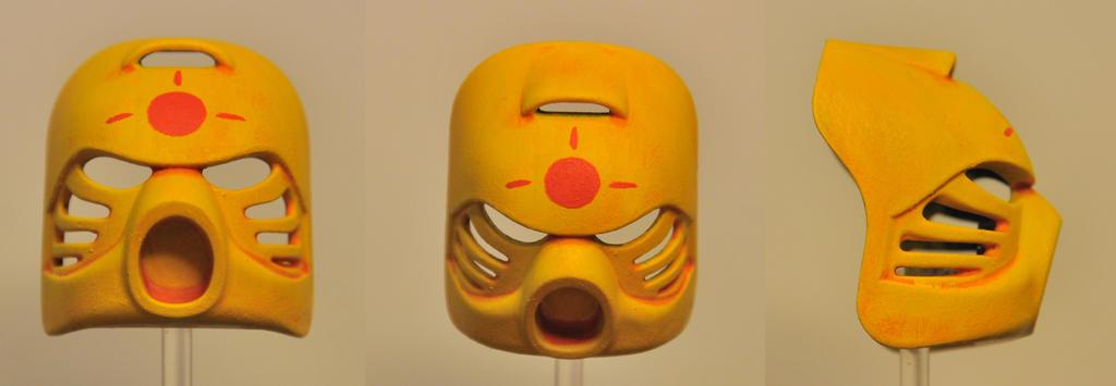Yellow Sun Hau by ModaltMasks