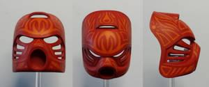 Tribal Hau 4 by ModaltMasks