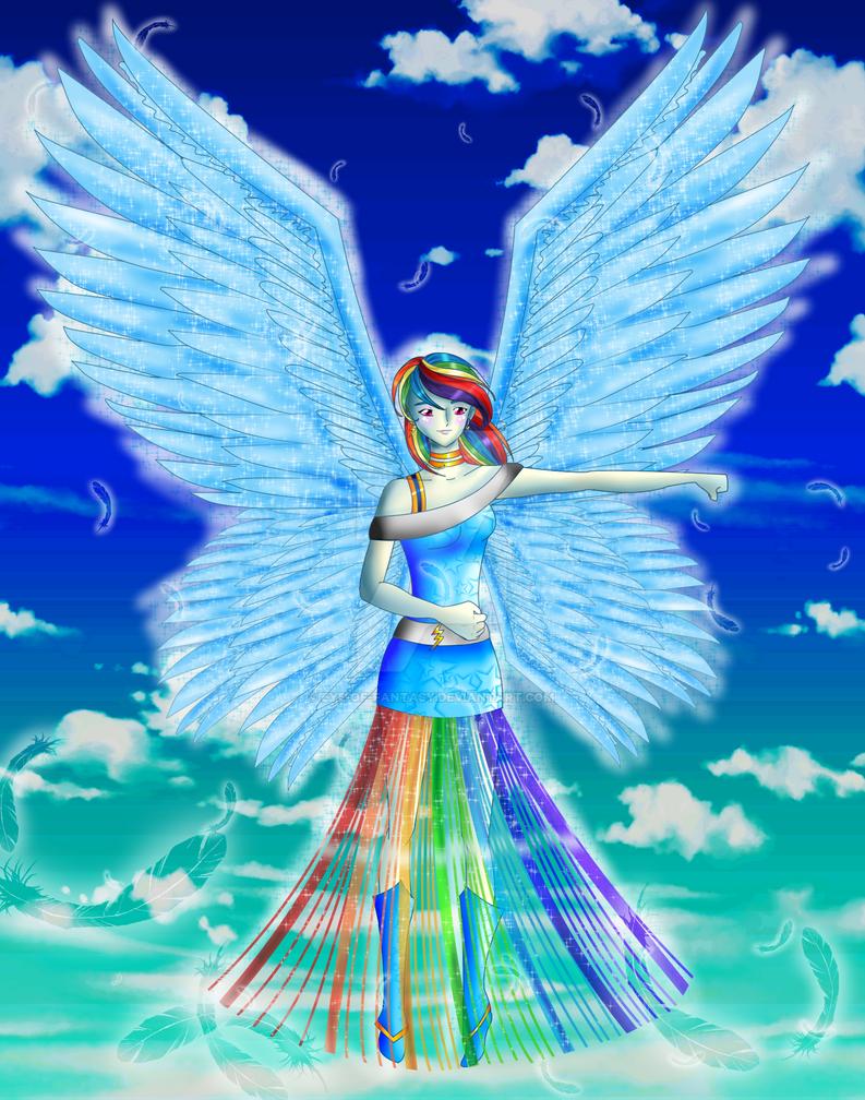 angel of fantasy