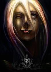 B.O.T.D- Dead guard god Nepthyths under light by ChanLiYu