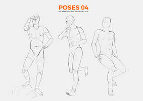 Poses 04 by the-searching-one