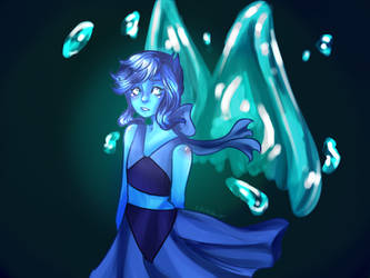 Lapis Redraw v3 by KittyAndNumber