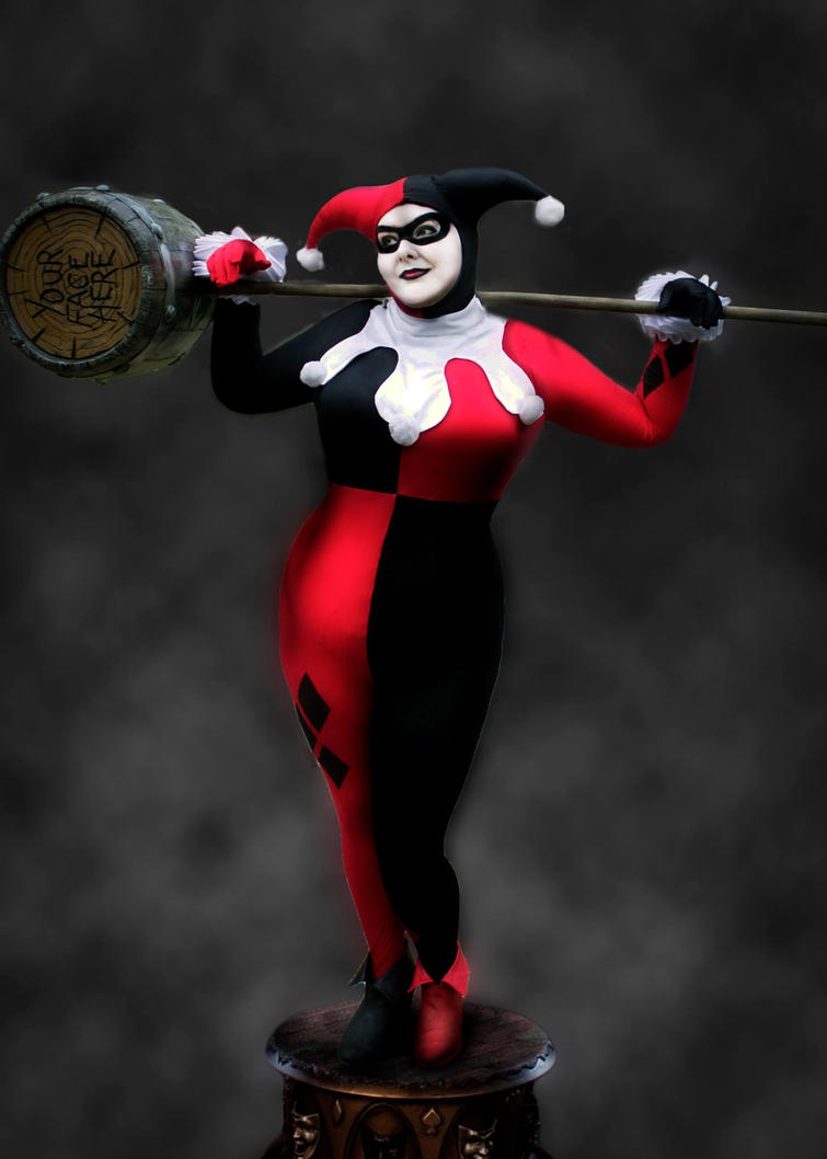 Harley Quinn cosplay by PixieAlchemi