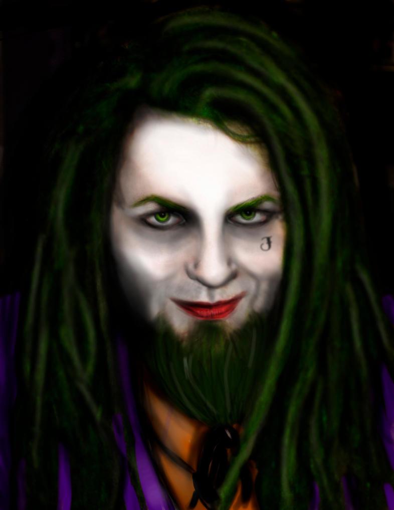 Joker by PixieAlchemi