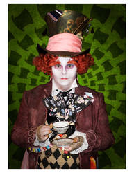 Mad as a Hatter by PixieAlchemi
