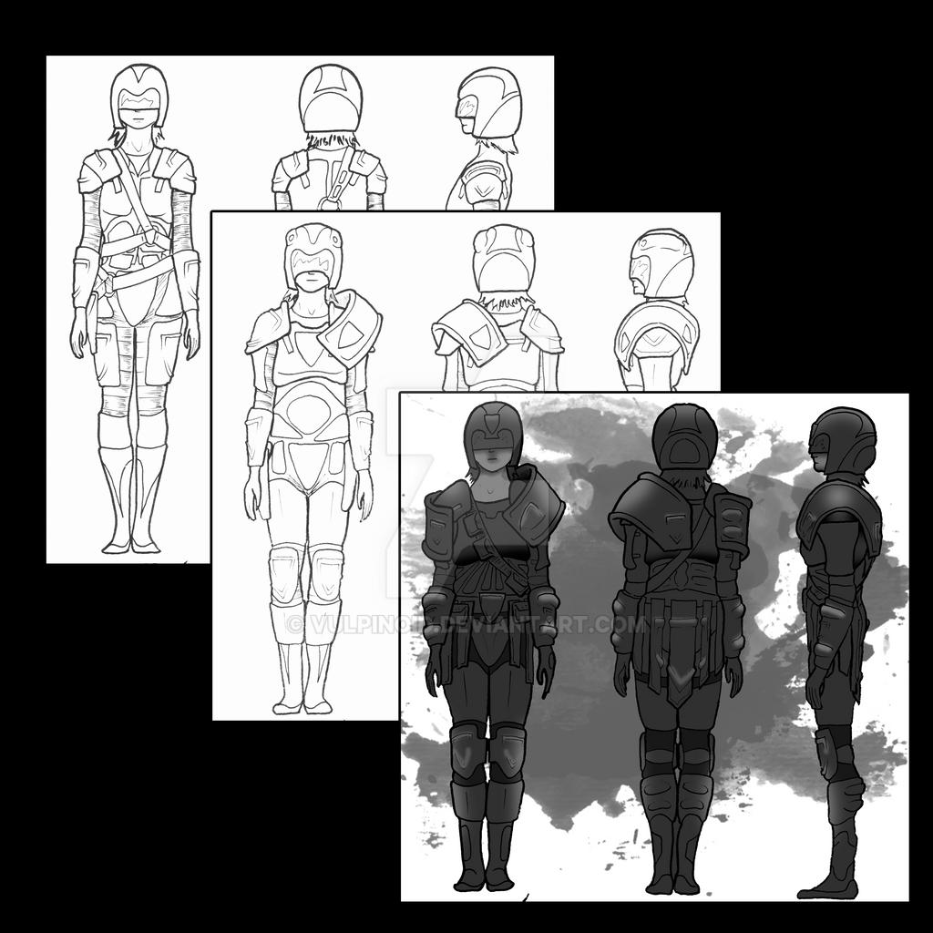 Agency Armour