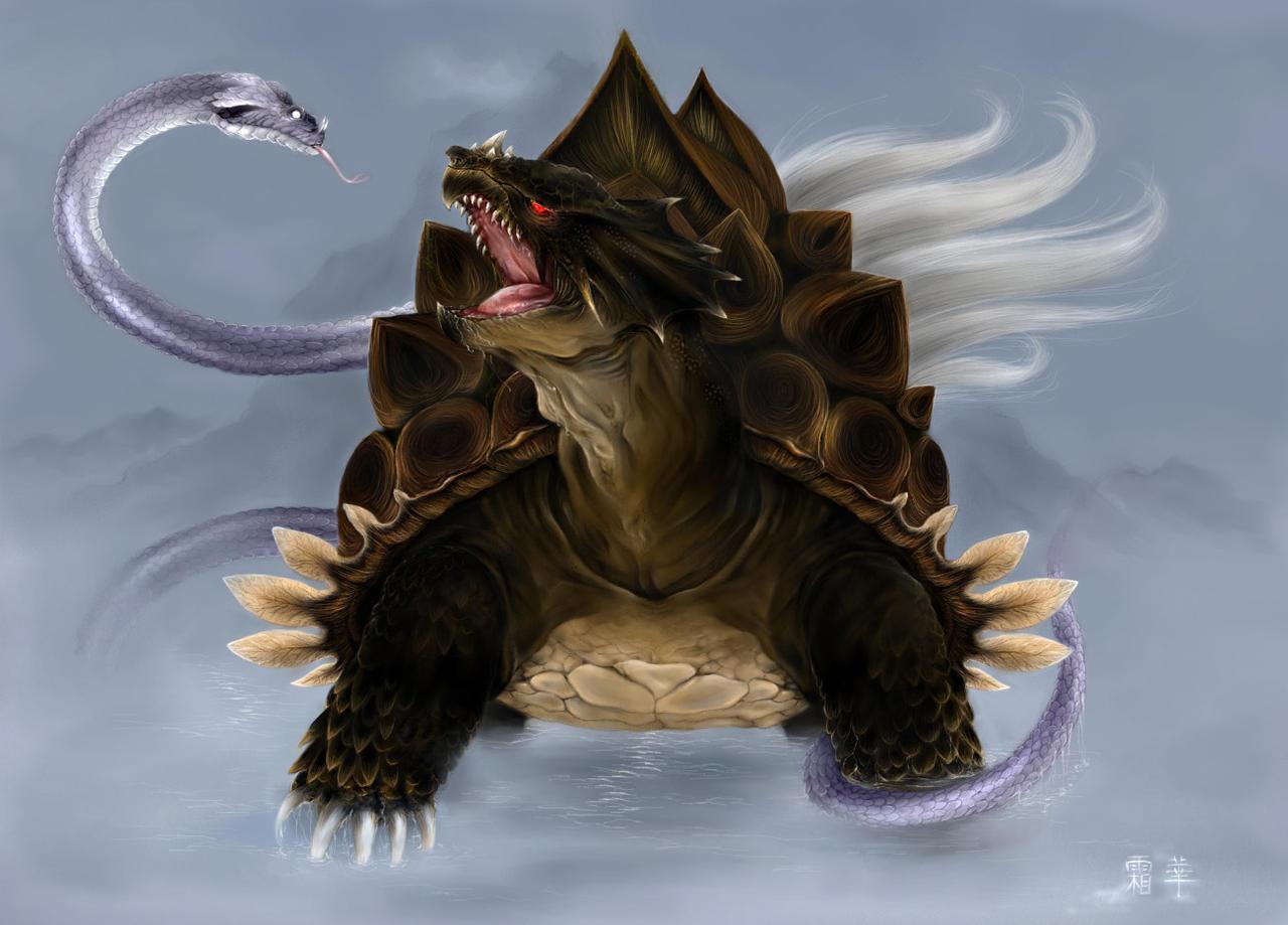Imágenes de bestias mitologicas