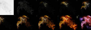 Rebirth Flame - Progression by Vyrilien