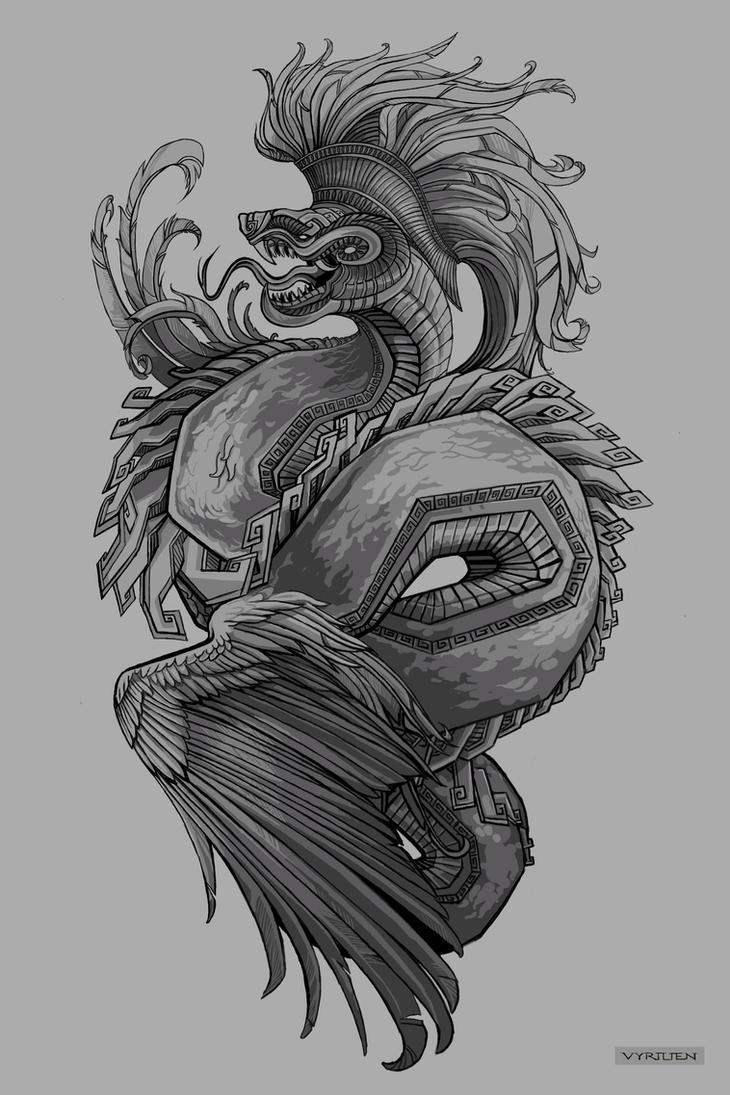 quetzalcoatl designs - photo #8