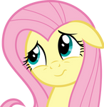 Fluttershy's Adorable Confused Face