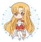 Anime Fanart - Chibi Asuna