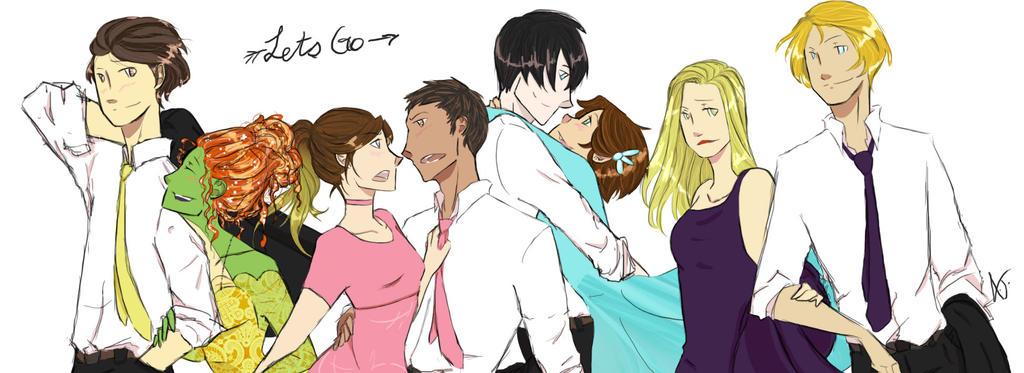 Lets Go (Again) by twilightearth