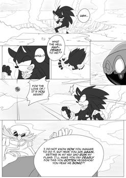 Hedgehogged Chapter 1 Arc 1 Page 3